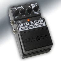 DigiTech X-Series Metal Master